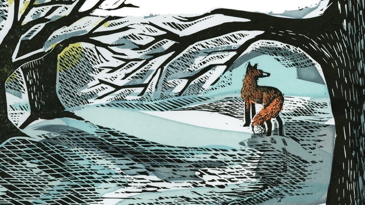 The Thought Fox, by Ted Hughes