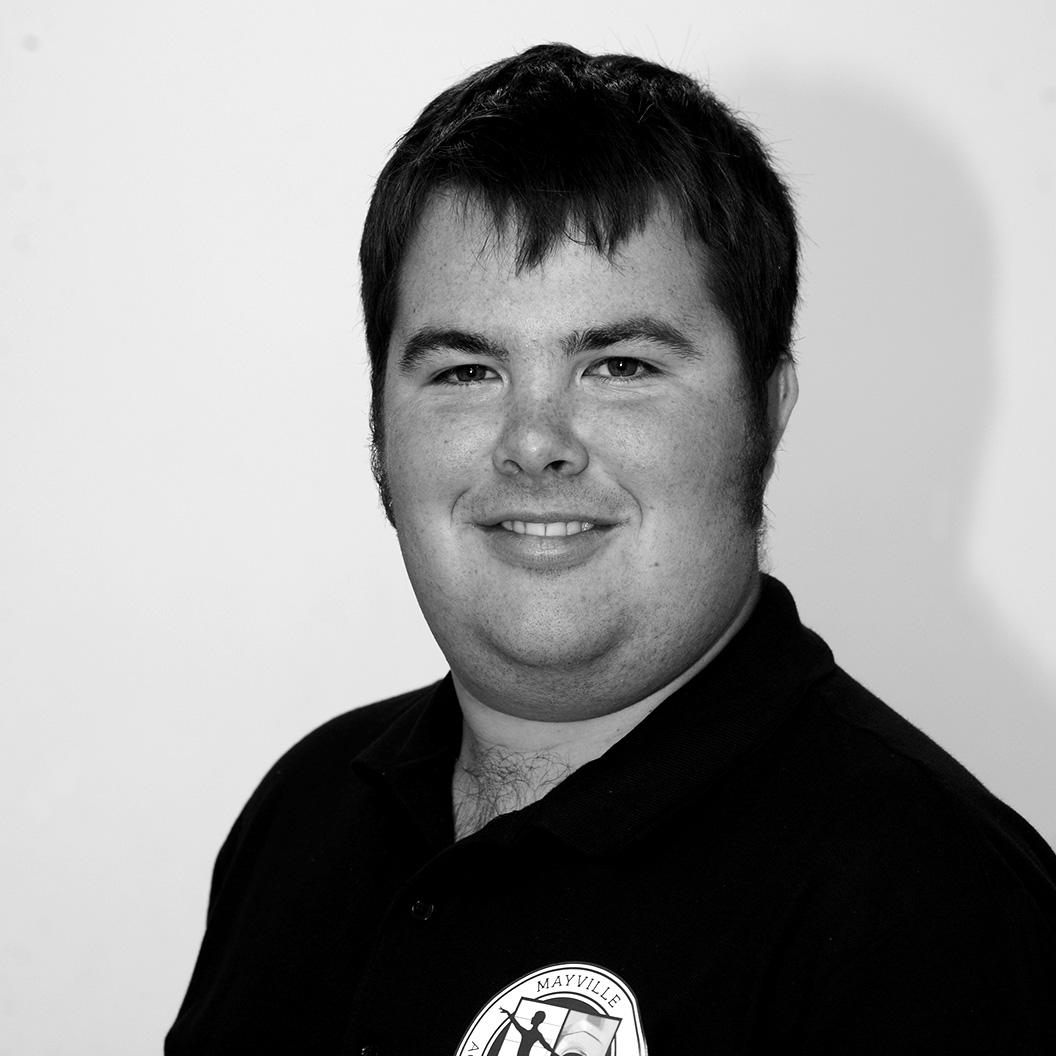 Mr L Blackburn, IT & Media Technician