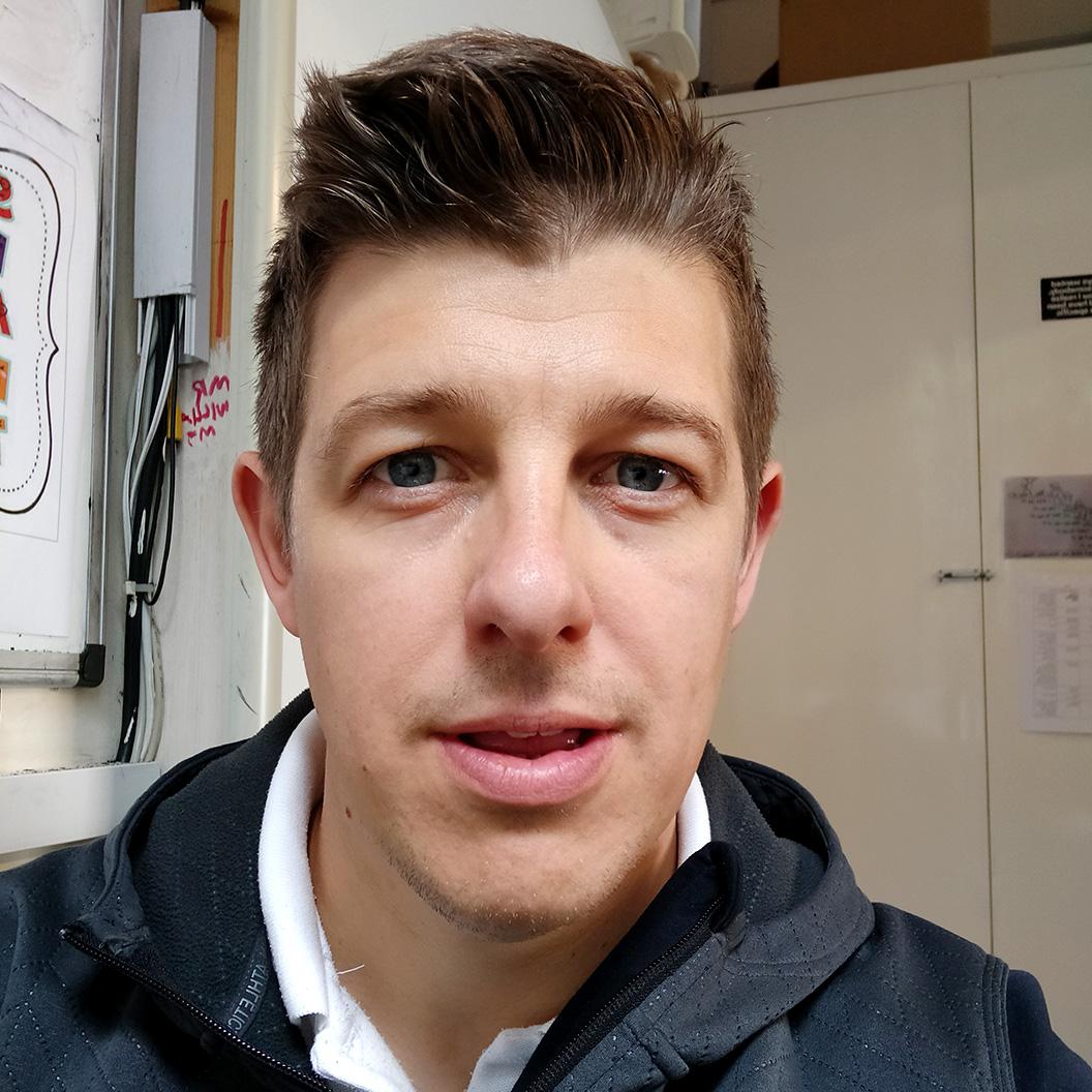 Assistant Head Junior School, Mr W Schmit