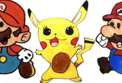 Junior Comic Book Character Club
