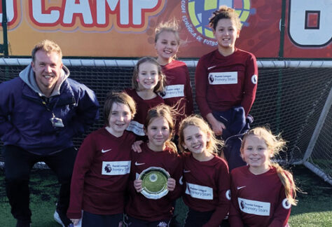 Junior Girls' Football Club