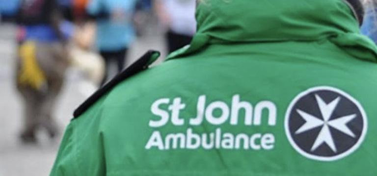 St John Ambulance Cadets