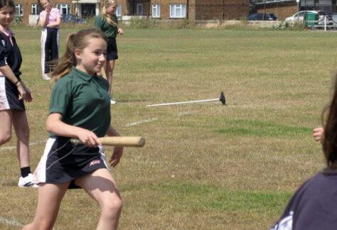 Girls Cricket / Rounders