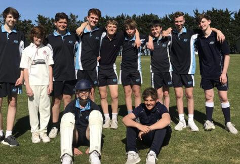 Senior Cricket / Rounders