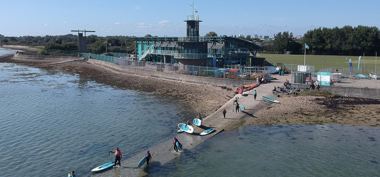 Watersports Centre Trip