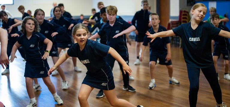 Junior Performing Arts Club